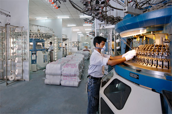 Knitting Units In Lahore : Pratik hosiery private limited